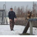 Соболев Сергей (Инструктор-дрессировщик) Наши специалисты