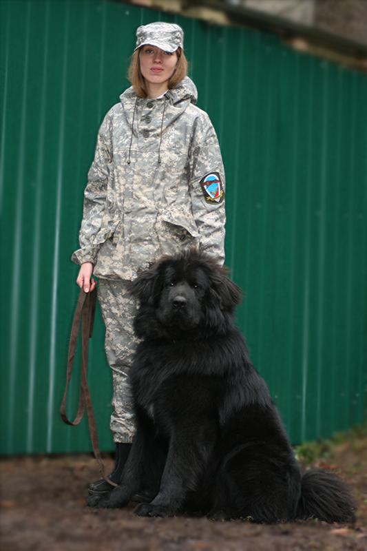 инструктор-дрессировкщик-Маргарита-Лапитская